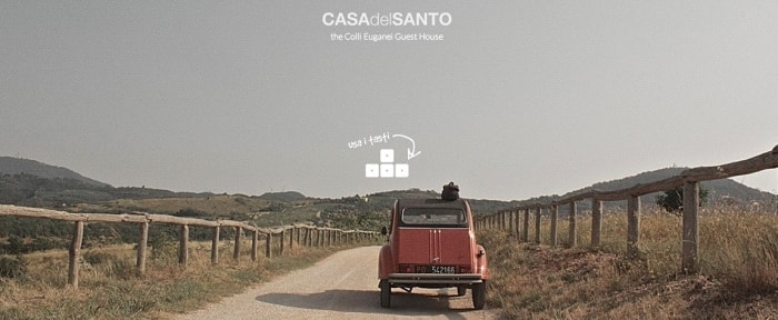 View Information about Casa del Santo