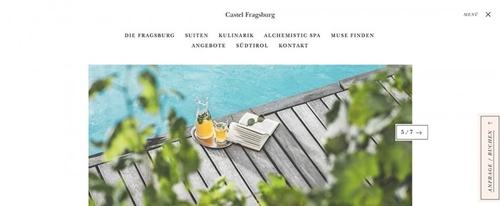 View Information about Castel Fragsburg