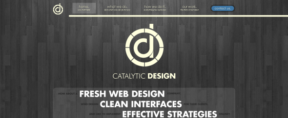 View Information about Catalytic Design