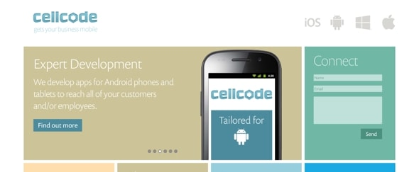 View Information about Cellcode