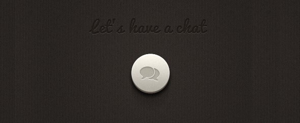 View Information about Chat Button