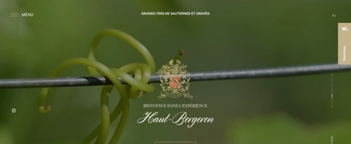 View Information about Chateau Haut Bergeron