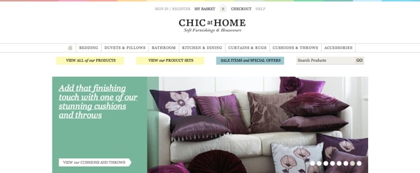 View Information about Chic at Home