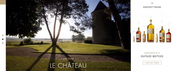 View Information about Château d\'Yquem