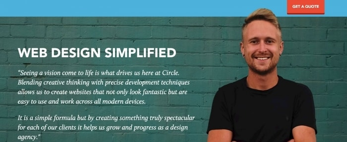 View Information about Circle Web Design