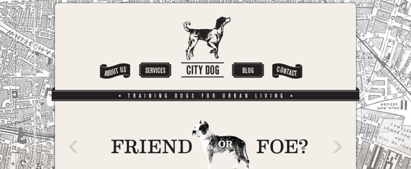View Information about City Dog