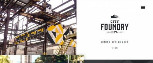 View Information about City Foundry STL