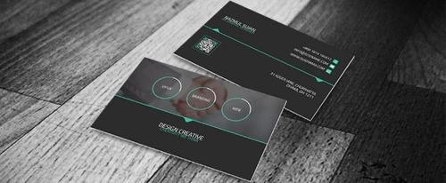 View Information about Corporate Business Card