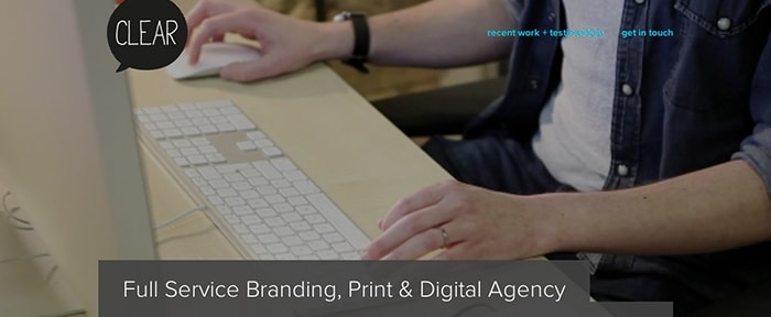 Go To Clear Branding, Print & Digital Design