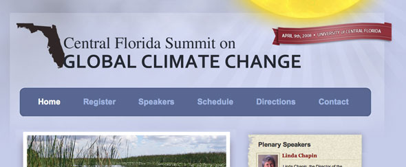 View Information about Climate Summit