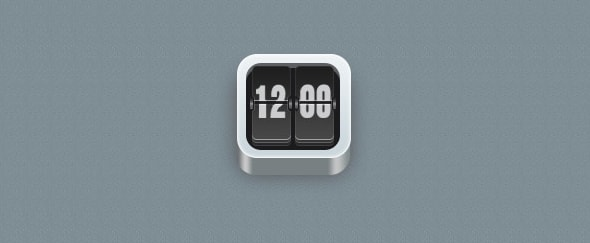 Go To Clock Icon