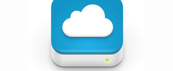 View Information about Cloud Drive