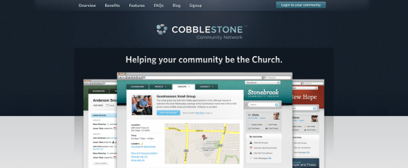 View Information about Cobblestone Community Network