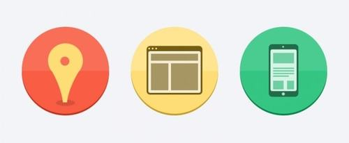 View Information about Colourful Icons