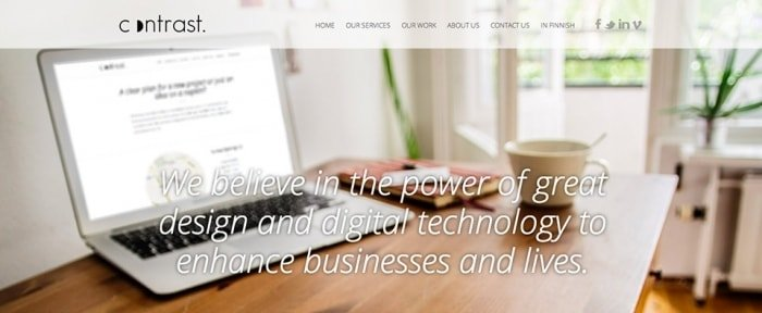 View Information about Contrast Digital Agency