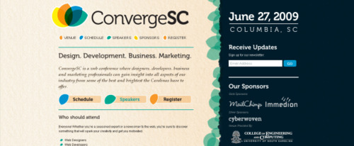 View Information about ConvergesSC