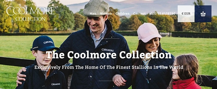 View Information about Coolmore Collection