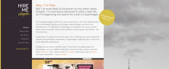 View Information about Pete Lacey
