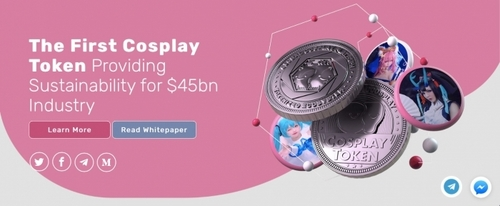 View Information about Cosplay Token