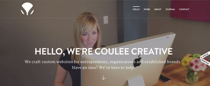 View Information about Coulee Creative