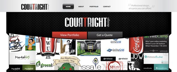 View Information about Courtright Design