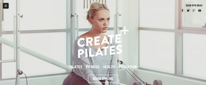 Go To Create Pilates