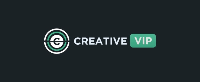 View Information about Creative VIP Logo
