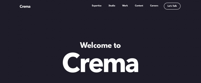 View Information about Crema