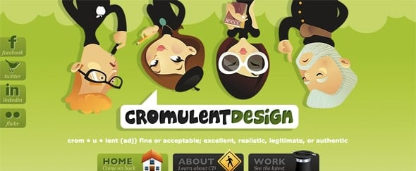 View Information about Cromulent Design