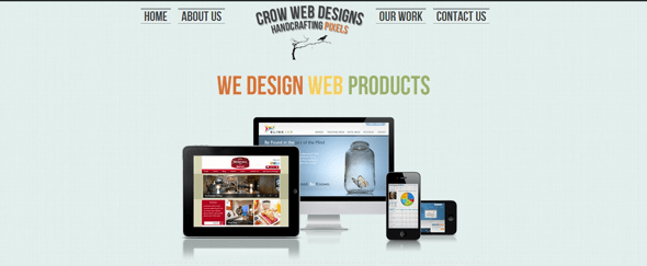 View Information about Crow Web Designs