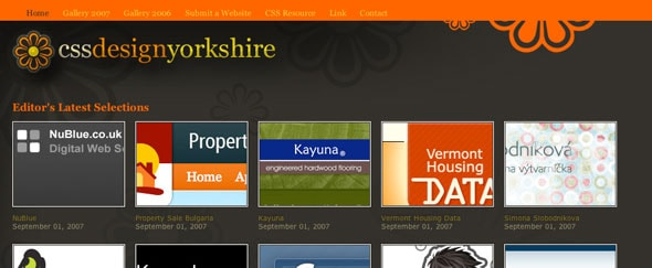 View Information about CSS Design Yorkshire