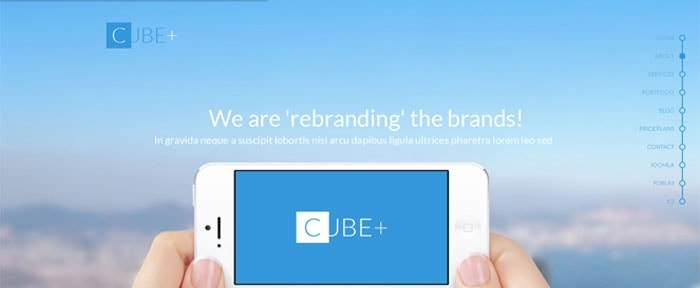 View Information about Cube