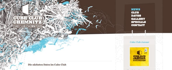 View Information about Cubeclub