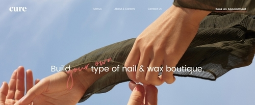 View Information about Cure Nails