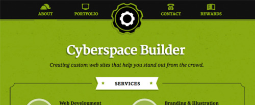 View Information about Cyberspace Builder