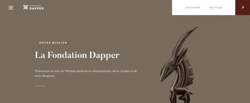View Information about Dapper