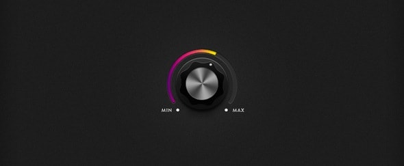 View Information about Dark Vintage Knob