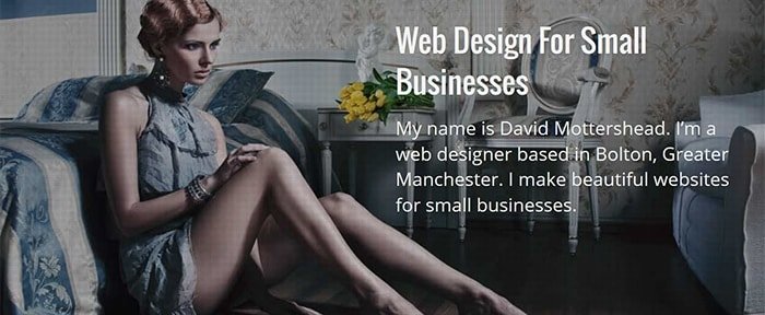 View Information about David Mottershead Web Design