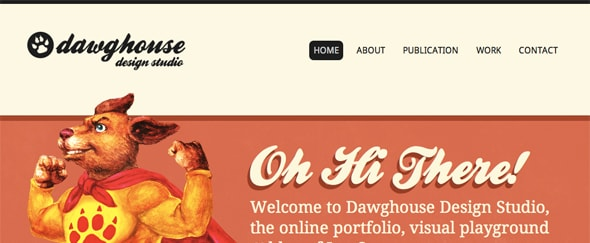 View Information about Dawghouse Design