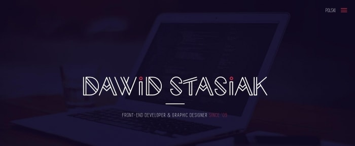 View Information about Dawid Stasiak
