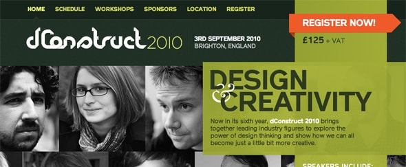 View Information about dConstruct 2010