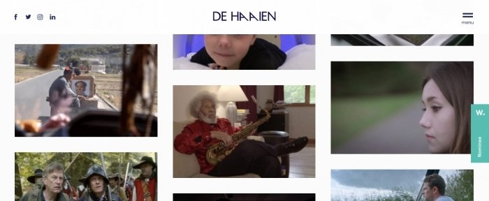 View Information about De Haaien