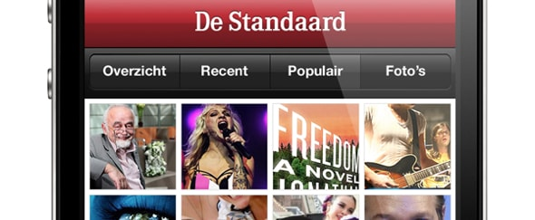 View Information about De Standaard