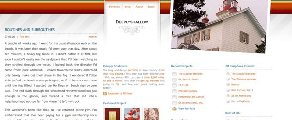View Information about deeplyshallow