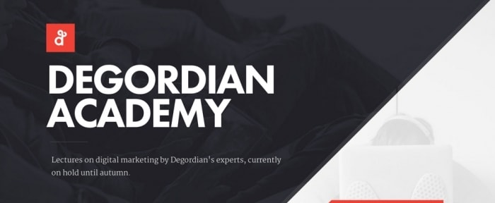 View Information about Degordian Academy