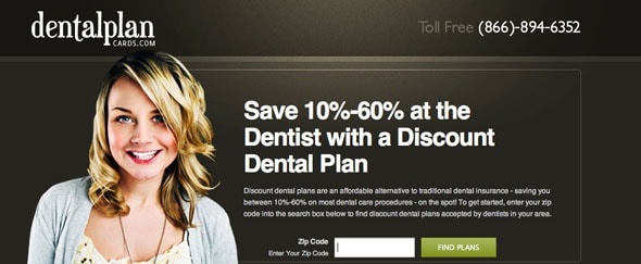 View Information about Dentalplancards