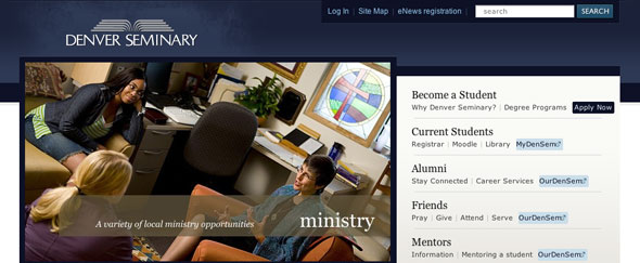 View Information about Denver Seminary