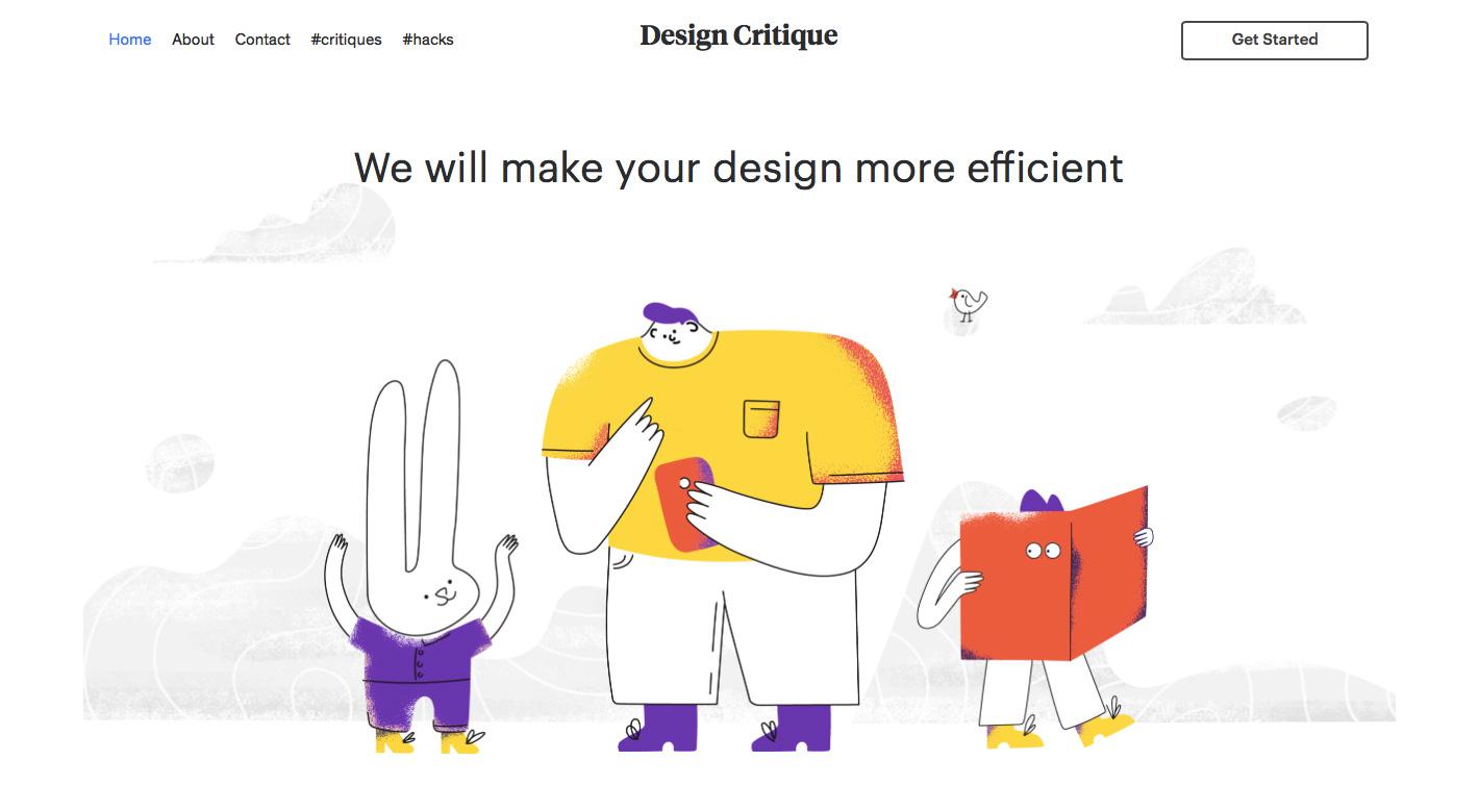 Go To Design Critique