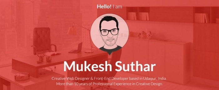 View Information about Designer Mukesh