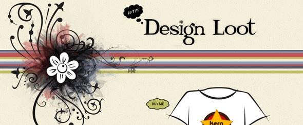 View Information about Designloot